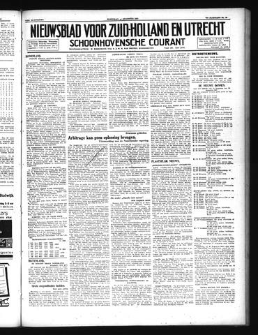 Schoonhovensche Courant 1947-08-13