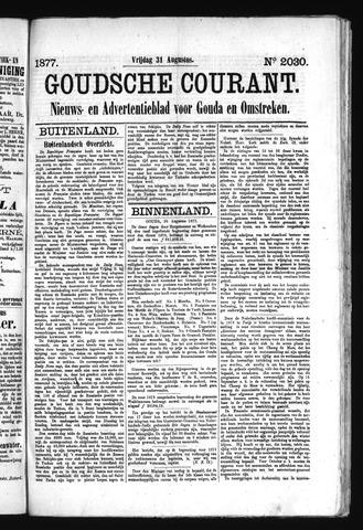 Goudsche Courant 1877-08-31