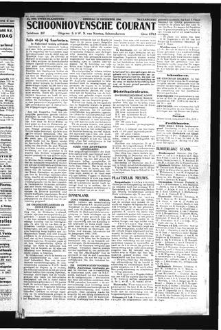 Schoonhovensche Courant 1944-12-12