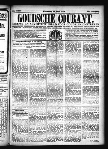 Goudsche Courant 1923-04-18
