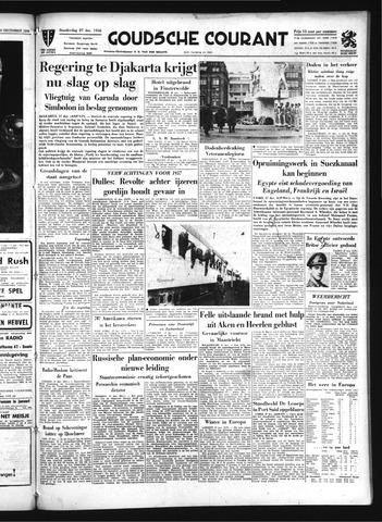 Goudsche Courant 1956-12-27