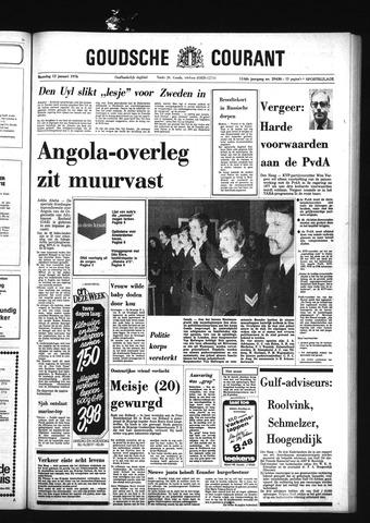 Goudsche Courant 1976-01-12