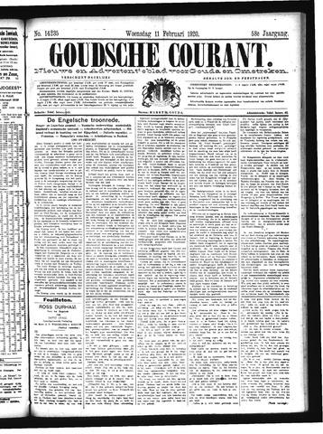 Goudsche Courant 1920-02-11