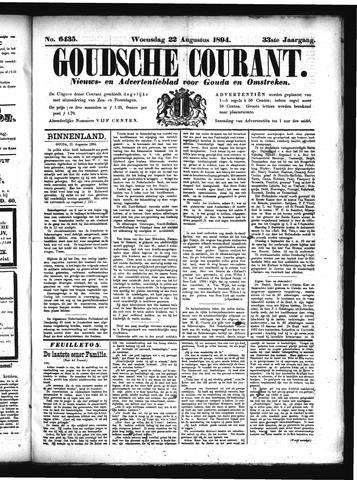 Goudsche Courant 1894-08-22