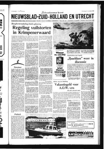 Schoonhovensche Courant 1969-11-26