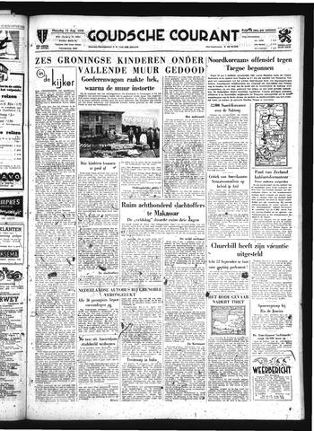 Goudsche Courant 1950-08-14