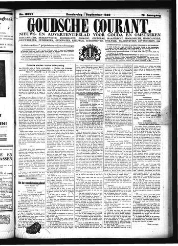 Goudsche Courant 1932-09-01