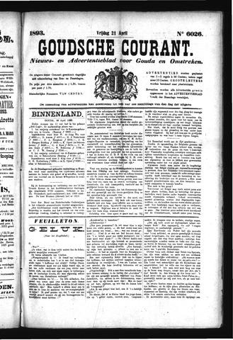 Goudsche Courant 1893-04-21
