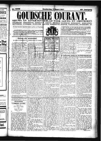 Goudsche Courant 1927-03-03