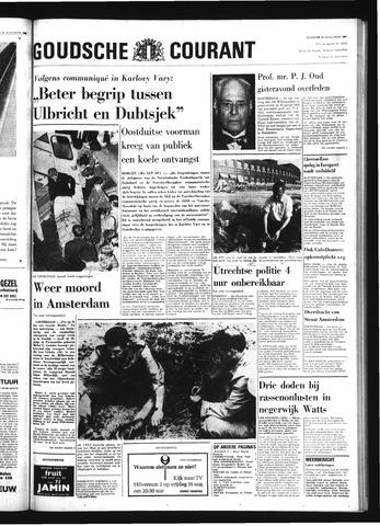 Goudsche Courant 1968-08-13