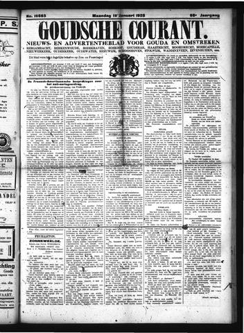 Goudsche Courant 1928-01-16