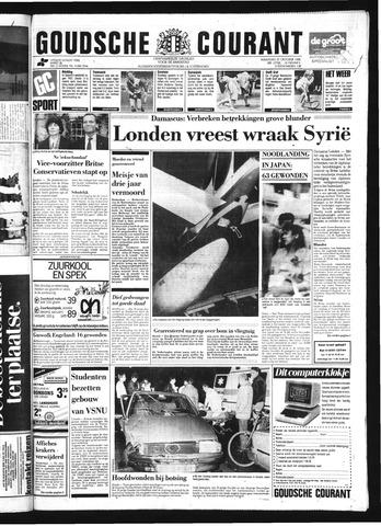 Goudsche Courant 1986-10-27