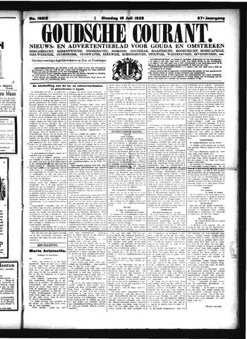 Goudsche Courant 1928-07-10