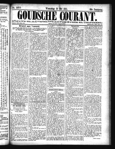 Goudsche Courant 1921-05-25
