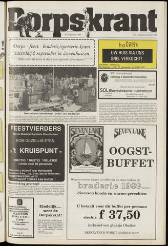 Dorpskrant 1989-08-30