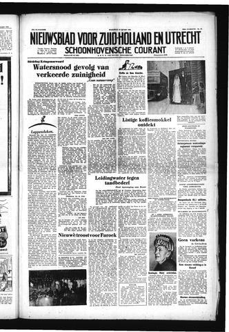 Schoonhovensche Courant 1953-03-25