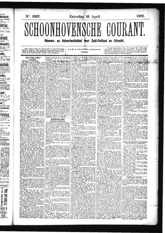 Schoonhovensche Courant 1902-04-26