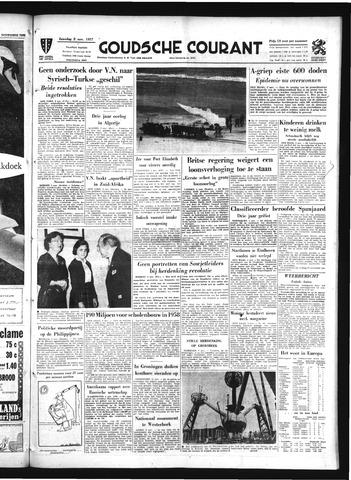Goudsche Courant 1957-11-02