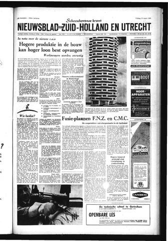 Schoonhovensche Courant 1969-03-28