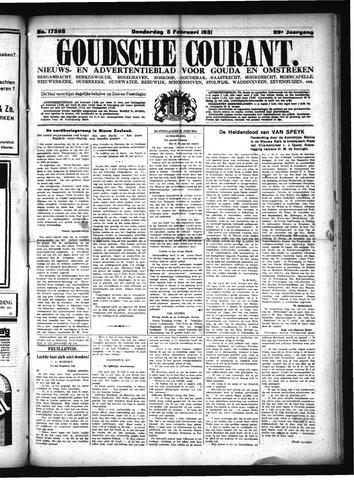 Goudsche Courant 1931-02-05