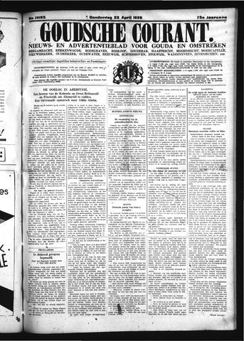 Goudsche Courant 1936-04-23