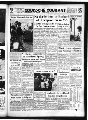 Goudsche Courant 1961-09-06