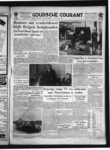 Goudsche Courant 1961-01-05