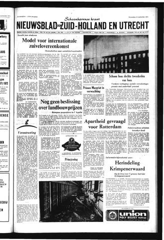 Schoonhovensche Courant 1971-09-15
