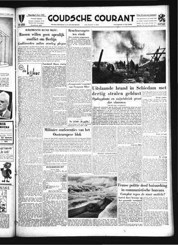 Goudsche Courant 1952-06-09