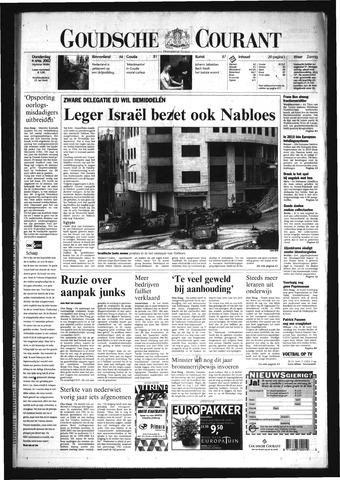 Goudsche Courant 2002-04-04