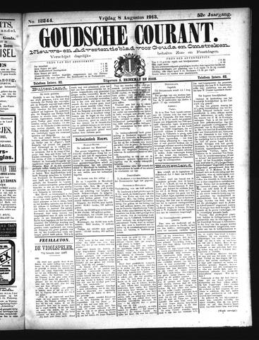 Goudsche Courant 1913-08-08
