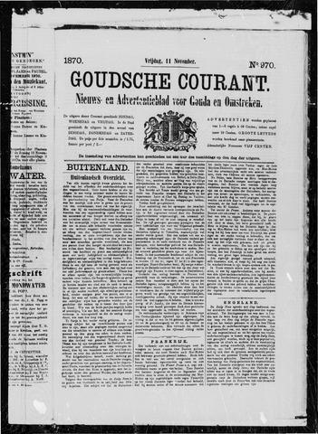 Goudsche Courant 1870-11-11