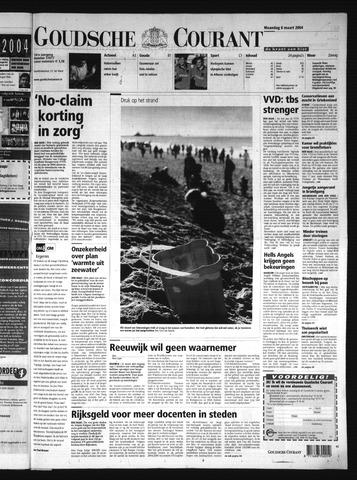 Goudsche Courant 2004-03-08