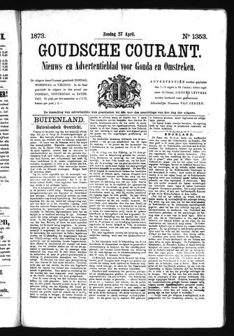 Goudsche Courant 1873-04-27