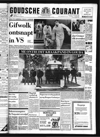 Goudsche Courant 1985-08-12