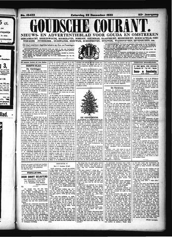 Goudsche Courant 1923-12-22