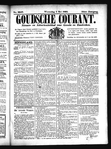 Goudsche Courant 1895-05-01