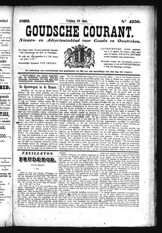 Goudsche Courant 1890-06-20