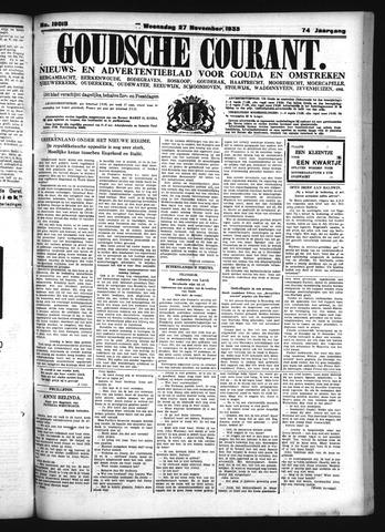 Goudsche Courant 1935-11-27