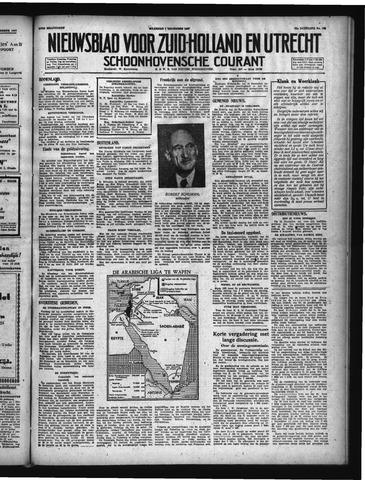 Schoonhovensche Courant 1947-12-01