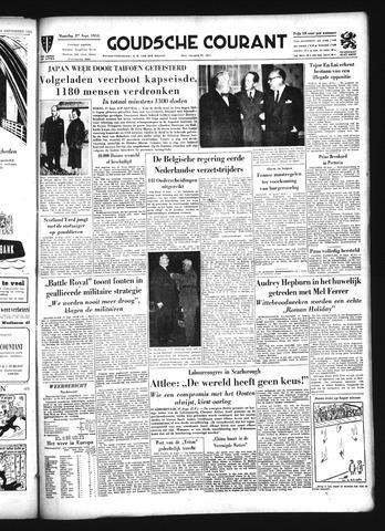 Goudsche Courant 1954-09-27