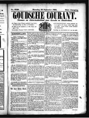 Goudsche Courant 1895-09-23