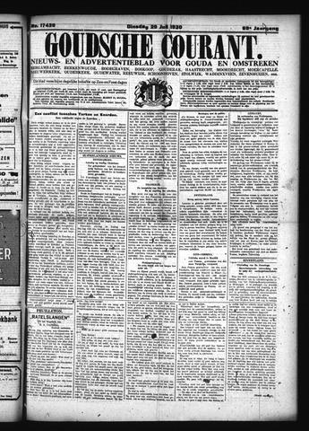 Goudsche Courant 1930-07-29