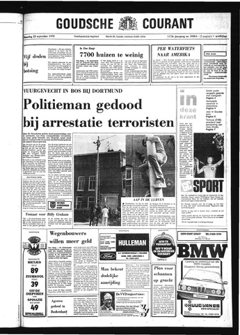 Goudsche Courant 1978-09-25