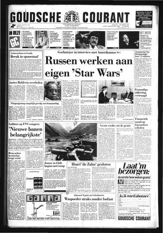 Goudsche Courant 1987-12-01