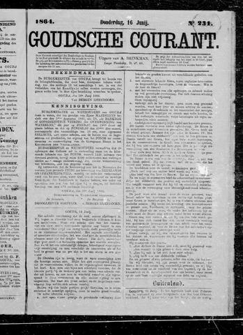 Goudsche Courant 1864-06-16