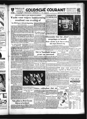 Goudsche Courant 1953-10-28