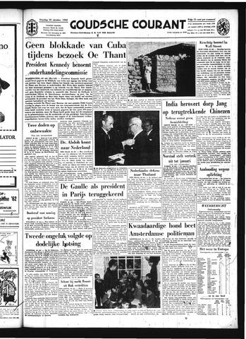 Goudsche Courant 1962-10-30