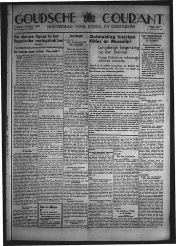 Goudsche Courant 1940-10-04
