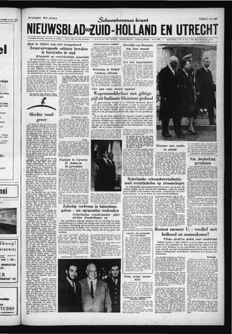 Schoonhovensche Courant 1961-05-05
